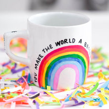 Taza Rainbow Mini ✨