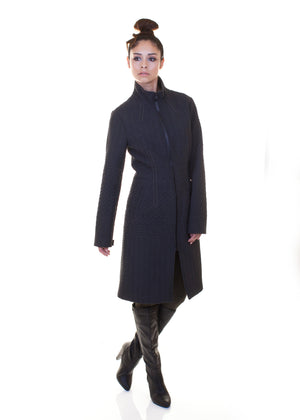 Gotham Wool Coat