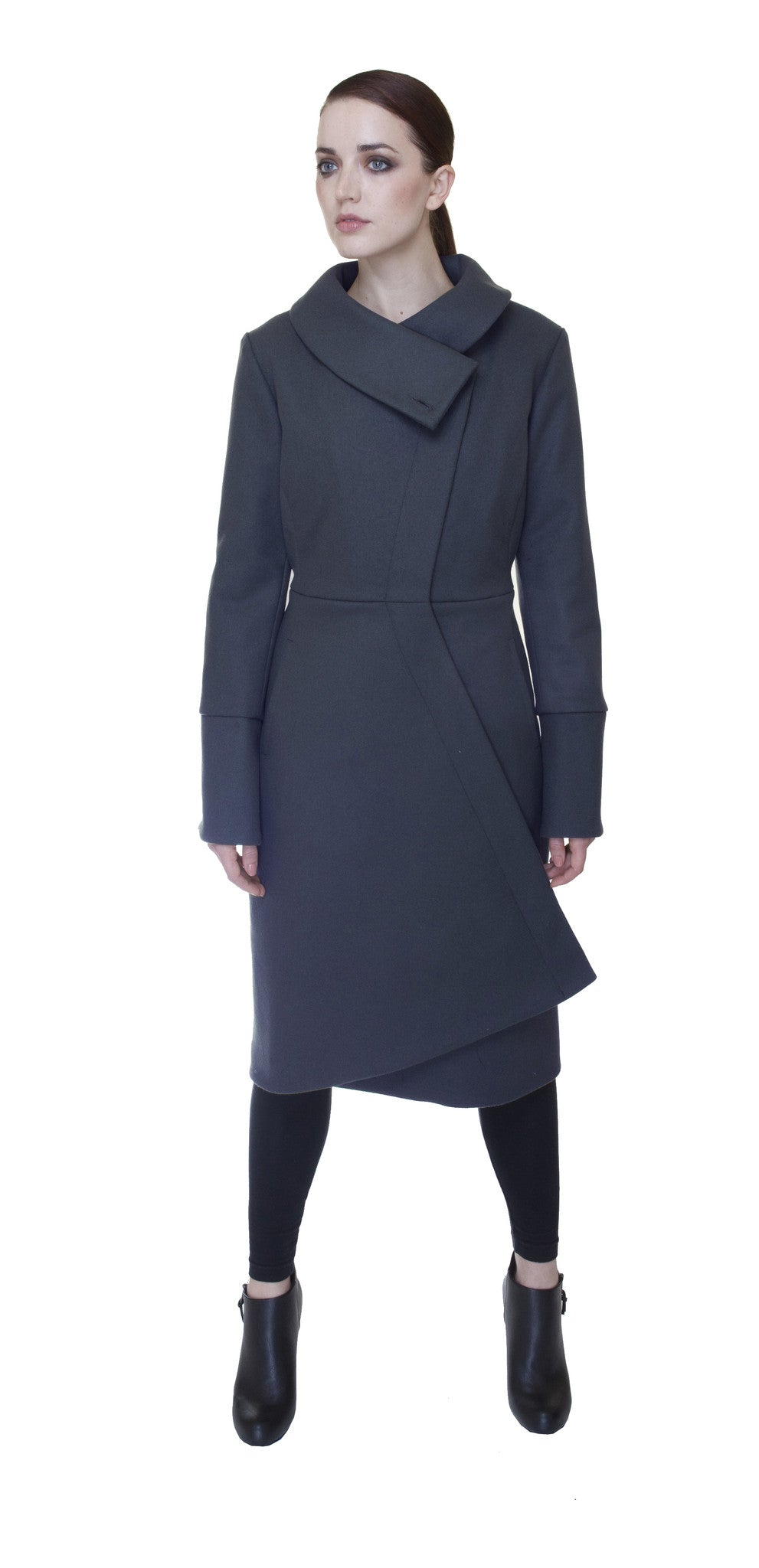 Swerve Thinsulate Quilted Maxi Coat