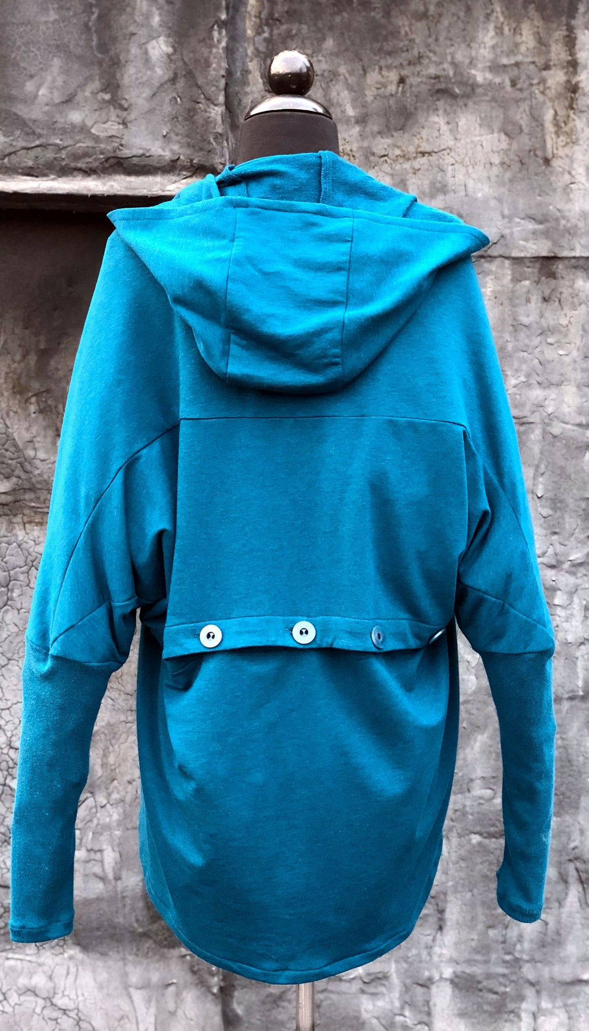 Metamorphosis Sweatshirt/ Moroccan Blue