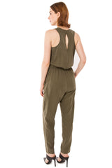 The  Essential Jumpsuit / Sage