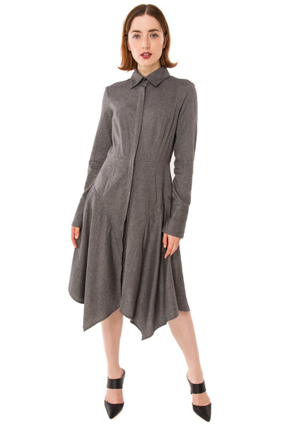 Sheridan ShirtDress / Organic Cotton