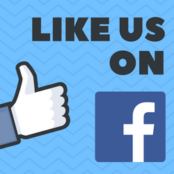 Like us on Facebook! Click here