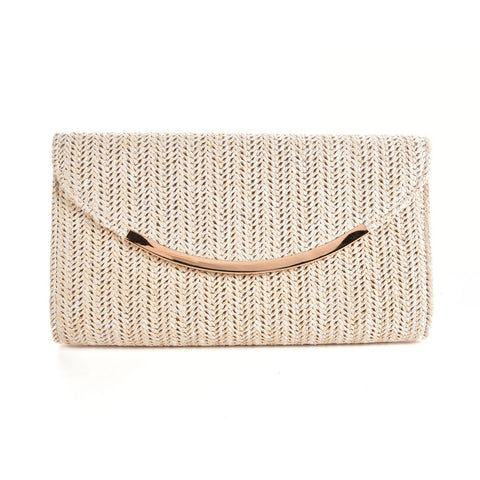 Weave Evening Bag