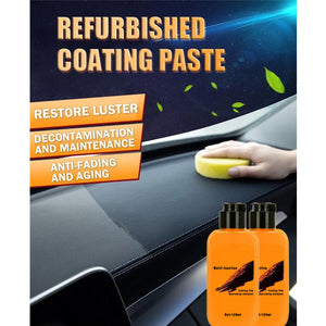 Magic Car® Leather Cleaner & Restorer