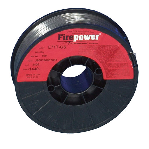 Firepower 1440-0236 .035 10 Pound Flux Core Wire