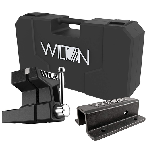 Wilton 10015 ATV Trailer Hitch Vise with Case