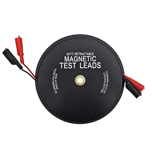 Lang Tools 1138 Magnetic Back Retractable Test Leads