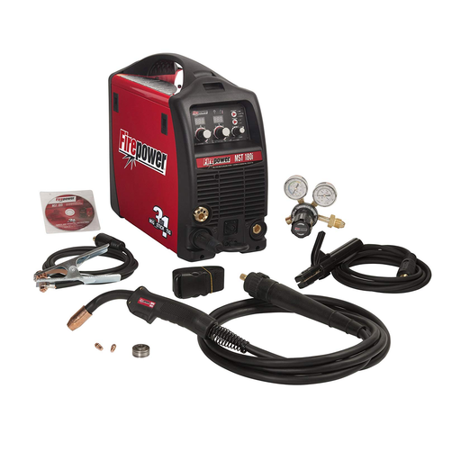 Firepower 1444-0871 3-in-1 MST 180i Mig Stick and Tig Welder