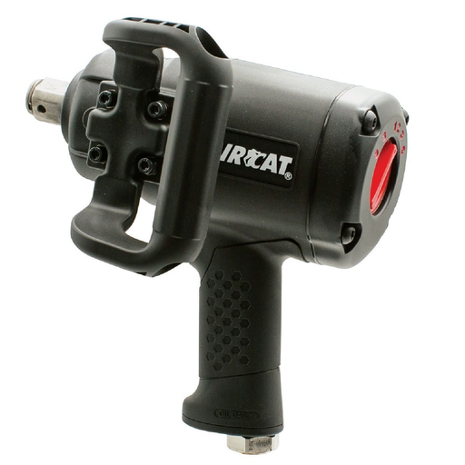 "Aircat 1870-P Feather Light Pistol Impact Wrench 1"" Drive"
