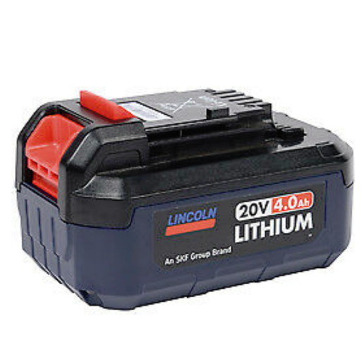 Lincoln Industrial 1872 20 Volt High-Amp Lithium Ion Battery