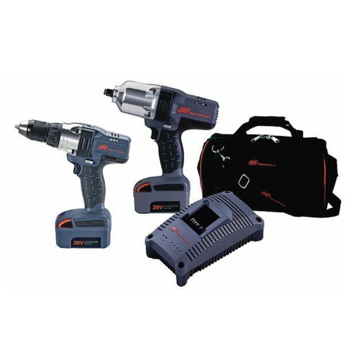Ingersoll Rand IQV20-2022 20V 6 Piece Drill Combo Kit
