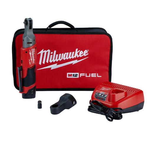"Milwaukee 2556-21 M12 1/4"" Ratchet High Torque Kit"