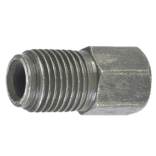 S.U.R & R BR270C M10 x 1.0L Inverted Flare Nut -100