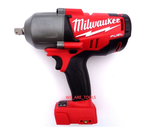 "Milwaukee 2863-20 M18 Fuel 1/2"" One Key High Torque Impact Wrench Tool Only"