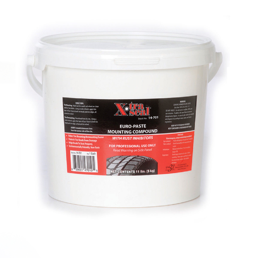 31 Incorporated 14-701 11 lb White X-Tra Seal Euro-Paste Tire Mounting Paste