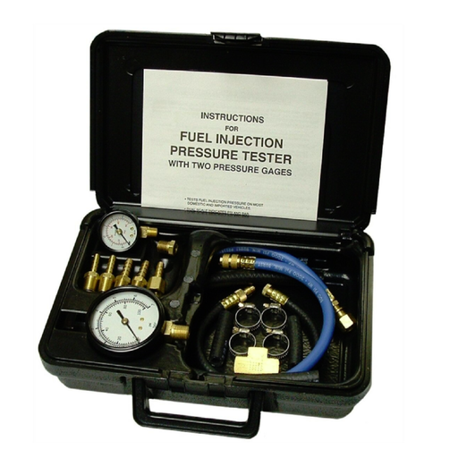 S & G Tool Aid 33980 Fuel Injection Pressure Tester With Two Gages