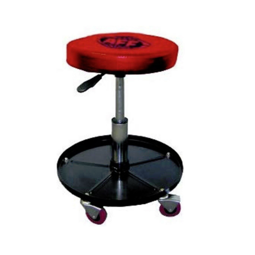 American Forge 3907 Air Piston Rolling Creeper Stool Seat