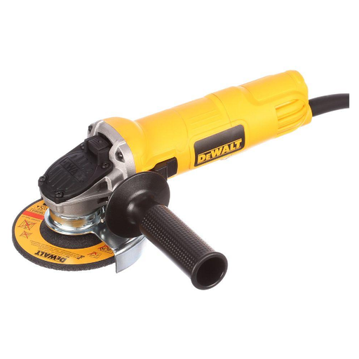 Dewalt DWE4011 4.5 Small Angle Grinder With One Touch Guard
