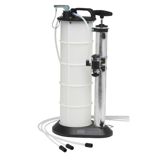 Mityvac 7201 Fluid Evacuator Plus Pressure And Vacuum Tool 2.3 Gallon