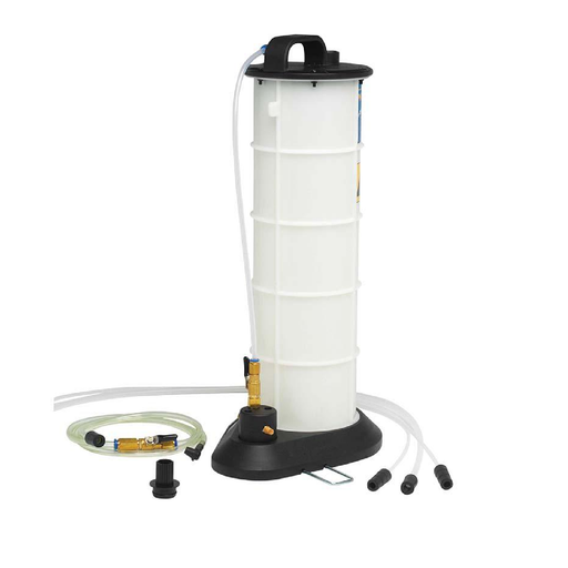 Mityvac 7300 Air Operated Pneumatic Oil Vac 2.3 Gallon Capacity