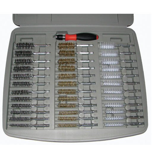 IPA 8001D 36 Piece Bore Brush Set With Driver