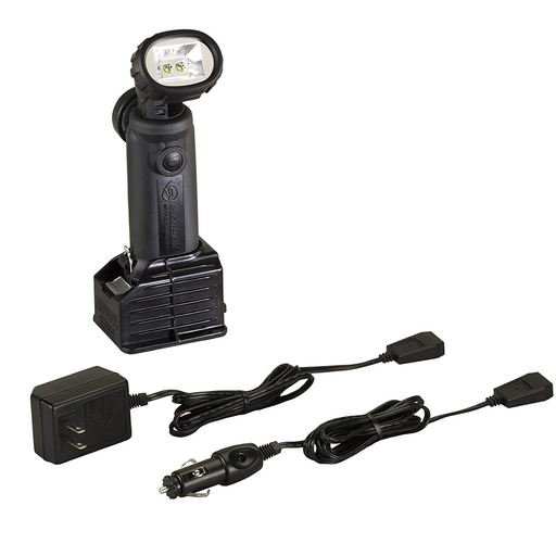 Streamlight 90607 Knucklehead Black Magnetic C4 Recharge Worklight 120V AC DC