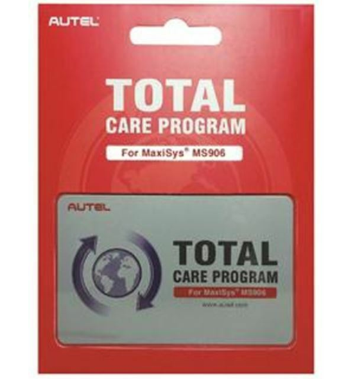 Autel MS906-1YRUPDATE  1 Year Update And Warranty Subscription Card