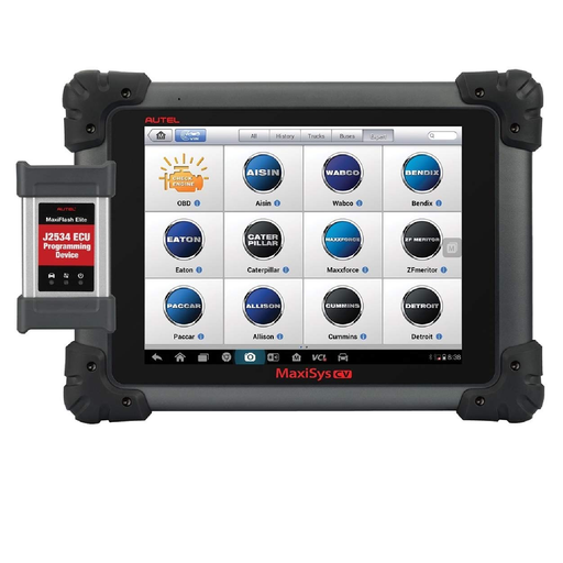 AUtel MS908CV HD Fleet MaxiFlash Elite Programming and Scan Tool