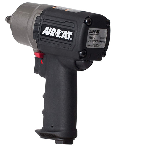 "Aircat 1350-XL 3/8"" Drive Air Impact with Torque Switch Control"