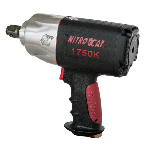 "Aircat 1750-K 3/4"" Kevlar Twin Clutch Impact Wrench"