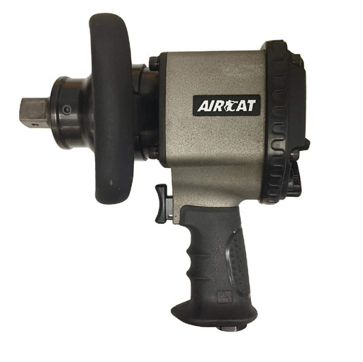"Aircat 1880-P-A 1"" ""Heavy Duty"" Pistol Grip Aluminum Impact Wrench"