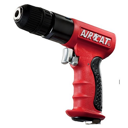 "Aircat 4338 3/8"" Reversible Composite Drill"