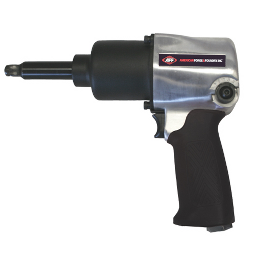 "American Forge 7665 1/2"" Air Impact Wrench with Extended 2"" Anvil"