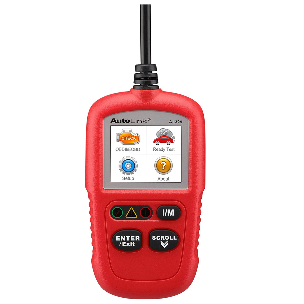 Autel AL329 Code Reader With I/M Readiness Key