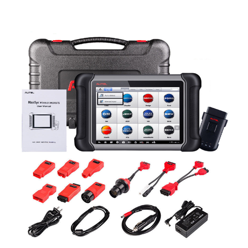 Autel MS906BT MaxiSYS Bluetooth Automotive Diagnostics Tablet
