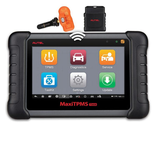 Autel MaxiTPMS® TS608 Complete TPMS & All System Service Tablet Tool