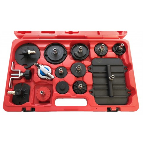 CTA Tools 7300M 13-Piece Brake Bleeder Adapter Master Kit