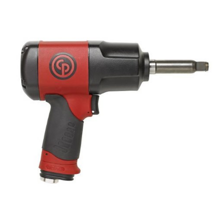 "Chicago Pneumatic Tool 8941077482 CP7748-2 1/2"" Composite Impact Wrench with 2"" Extended Anvil"