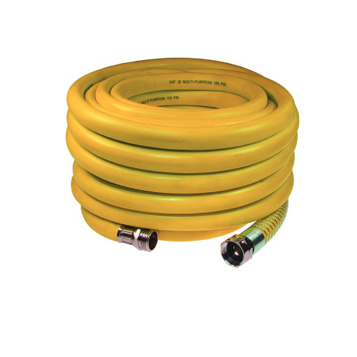 Coilhose Pneumatics YBW5850Y 50' Yellow Belly Garden Hose