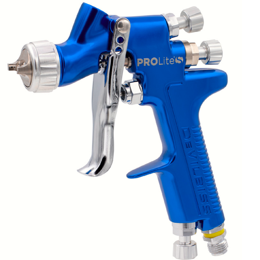Devilbiss 905082 PROLite-S Gravity HVLP & High Efficiency Spray Gun Kit, with Cup