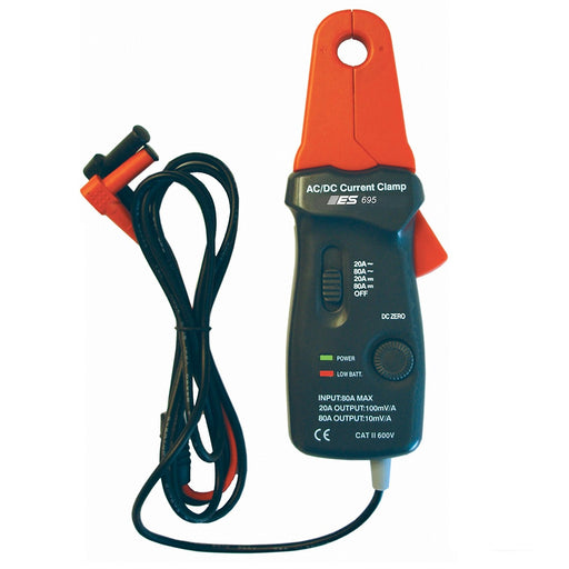 Electronic Specialties 695 80 Amps DC/AC Low Current Probe