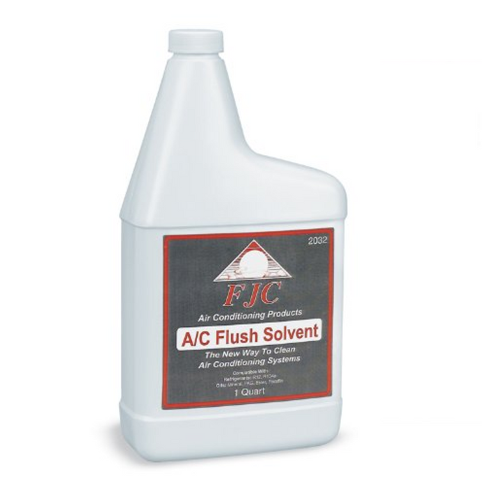FJC 2032 Flush Solvent - 1 Quart (32 oz)