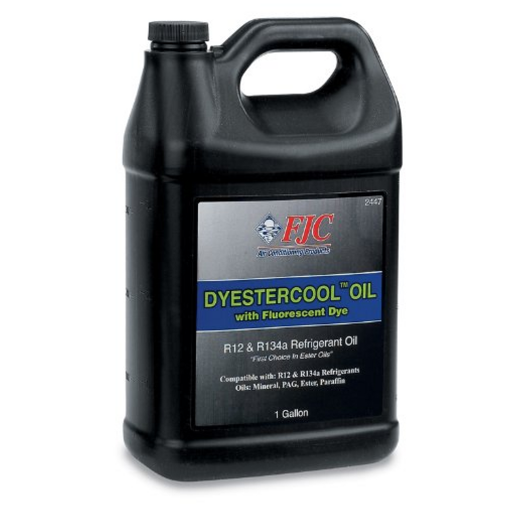 FJC 2447 DyEstercool Oil - 1 Gallon