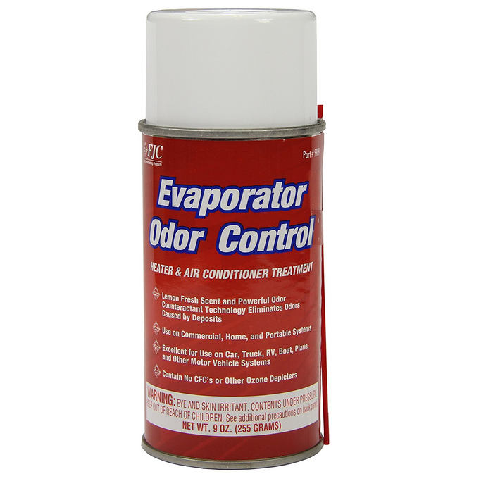 FJC 5909 Evaporator and AC Vent Odor Eliminator - 9 oz