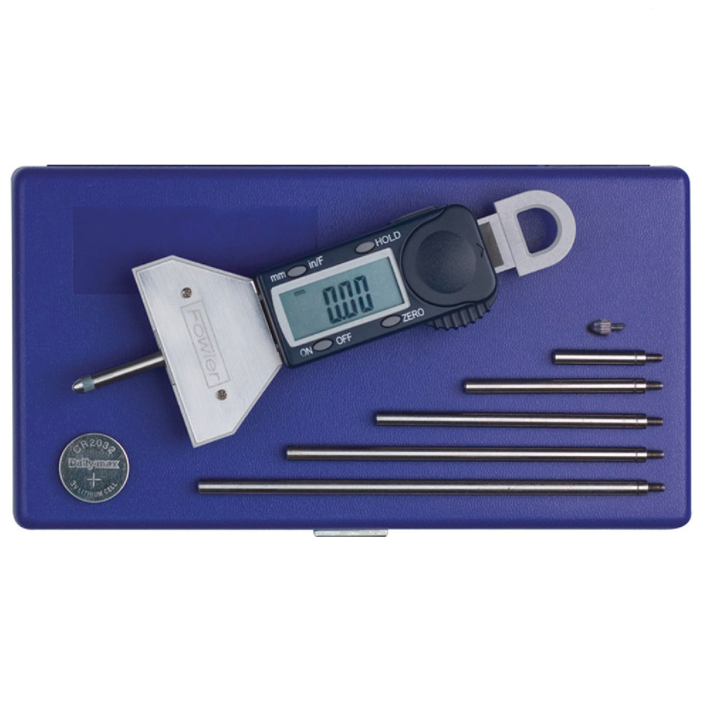 Fowler 74-225-555 LCD Digital Depth Gage