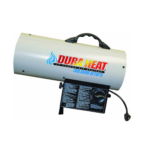 DuraHeat GFA60A 60K Torpedo LP Forced Air Heater