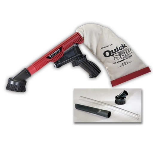 Go-Jack QS9000 Quickspiff Air Powered Vacuum