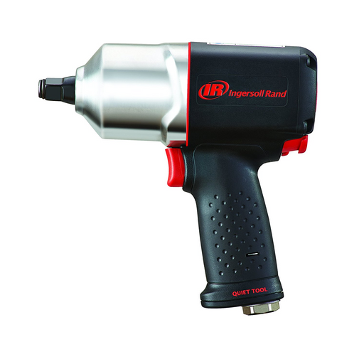 "Ingersoll Rand 2135QXPA 1/2"" Quiet Air Impact Wrench - Free Shipping"
