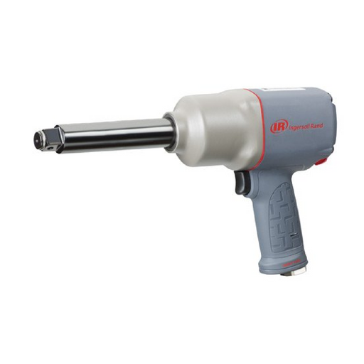 "Ingersoll Rand 2145QIMAX-6 3/4"" Drive Quiet Air Impact Wrench with 6"" Extended Anvil"